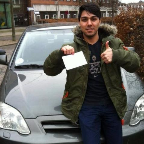 Driving Instructor Masoud Farzad