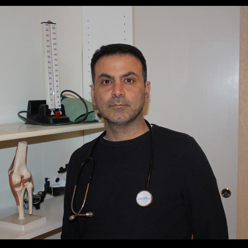 Dr. David Asjodi
