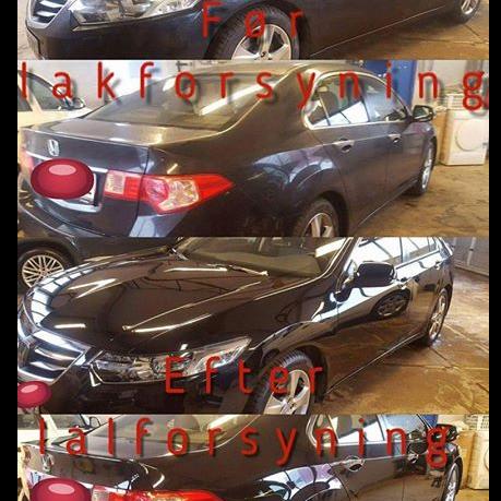 Car varnish services